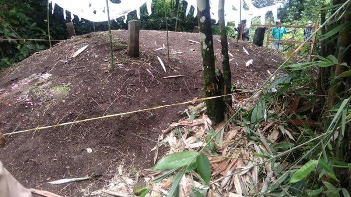 Kondisinya Kini 5 Meter di Padang Pariaman Fakta Fenomena Kuburan Tua Menggelembung Setinggi 1