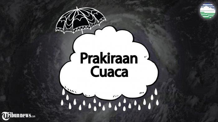 7 Wilayah Hujan Ringan saat Pagi Prakiraan Cuaca BMKG Jabodetabek Besok Minggu 7 Februari 2021