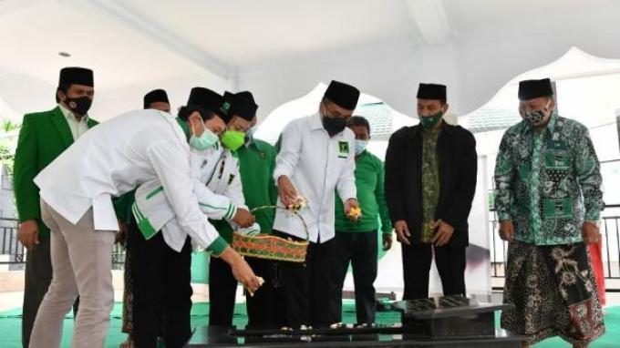 Kader PPP Doakan Ulama & Indonesia Bebas dari Covid-19 Harlah ke-48