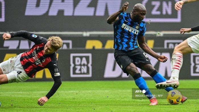 Menanti Ledakan Performa Romelu Lukaku Liga Italia Prediksi Susunan Inter Milan vs Genoa