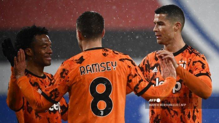 Misi Revans Bianconeri-Serangan si Ular Tak Menggigit Catatan Inter Milan vs Juventus Coppa Italia