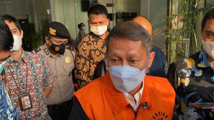 Saya Senang Sekali Setelah 5 Tahun Menunggu Ditahan KPK RJ Lino